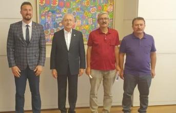 CHP Keşan'dan Ankara çıkarması