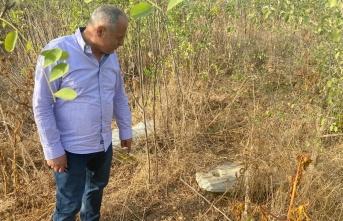 Başkan Ekrem Demir, İtalyan mezarlığındaki talanla ilgili konuştu