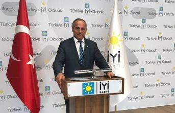 İYİ Parti İl Başkanı Demir'den Atatürk'ü anma mesajı