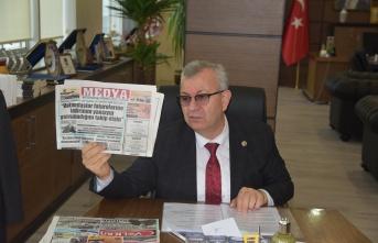 Bu kez Helvacıoğlu, Recep Pekcan'a yüklendi