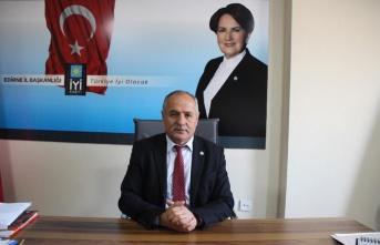 """Başkan Demir: """"Siz nerden peydahlandınız ?"""""""