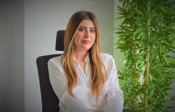 Diyetisyen Tuğba Çınar, Keşan'da faaliyete başladı