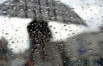 Trakya için çok kuvvetli yağış uyarısı