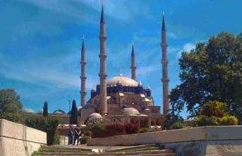 Edirne'nin 2 ilçesi dışında tüm ilçeleri eriyor