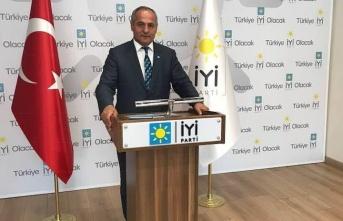 """İYİ Parti İl Başkanlığı: """"Başımız sağ olsun"""""""