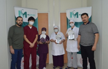 Yenikarpuzlu'da üretilen tıbbi sülükler, yurtiçi ve yurtdışında revaçta
