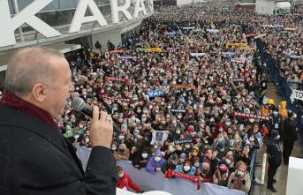 Vatandaş, HES üzerinden AK Parti ve Cumhurbaşkanı Erdoğan'ı ihbar etti