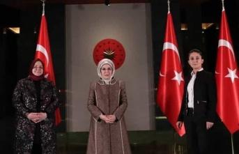Yılın memuru seçilen İpsalalı Ebru, Cumhurbaşkanlığı'nda