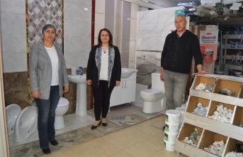 Kadın girişimci Saygı, Keşan'dan tüm Trakya'ya hizmet veriyor
