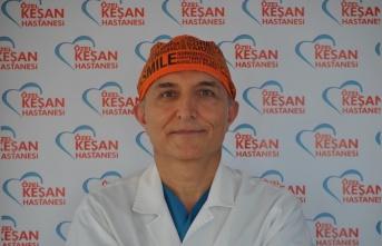 """Op. Dr. Kemal Kef, """"Kanser Haftası"""" hakkında bilgilendirdi"""
