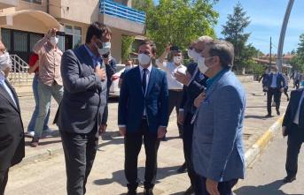 TOBB Başkanı Hisarcıklıoğlu İpsala'da