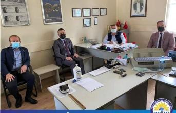 Keşan TSO'dan Ahmet Koru'ya ziyaret