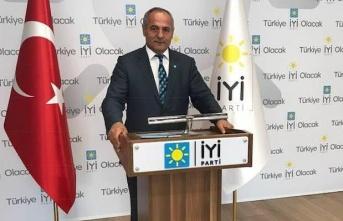 İYİ Partili Başkan Demir'in bayram kutlama mesajı
