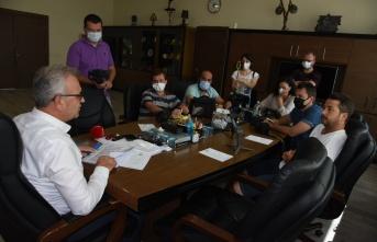 Helvacıoğlu, Ankara ziyaretleriyle ilgili bilgi verdi
