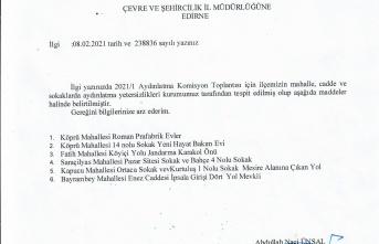 """İpsala Belediyesi: """"İpsala halkı cezalandırılıyor"""""""