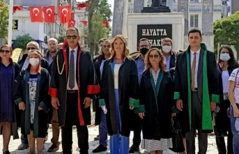 Keşan'da Adli Yıl Açılış Töreni düzenlendi