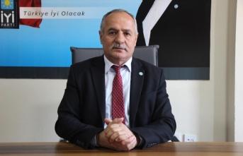 """İYİ Parti, """"afet bölgesi ilan edilmelidir"""""""