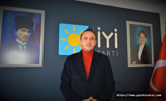 """İYİ Parti Keşan İlçe Başkanı Zafer Sarıkeçe ile """"22 Soru, 22 Cevap"""""""