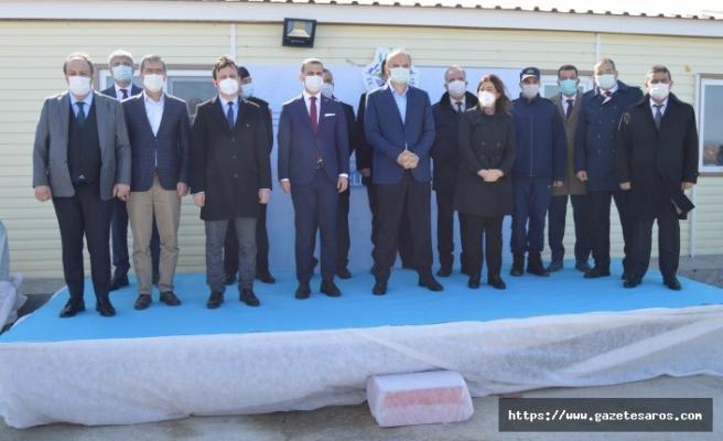 Enez'e, Deniz Gümrük Kapısı müjdesi