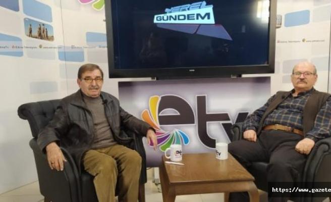Prof. Dr. Engin Beksaç, İpsala Sunaklarını anlattı