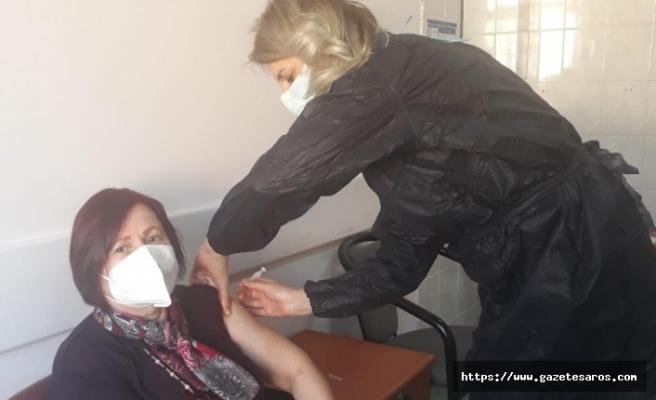 60-65 yaş arası covid aşısı uygulaması başladı