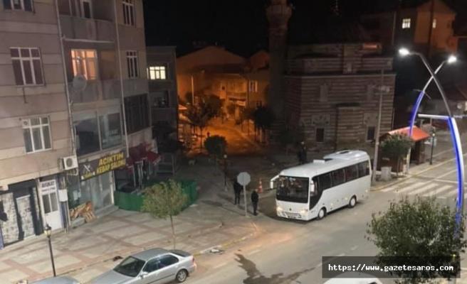 AK Parti İpsala'dan Büyük Kongre (Ankara) açıklaması