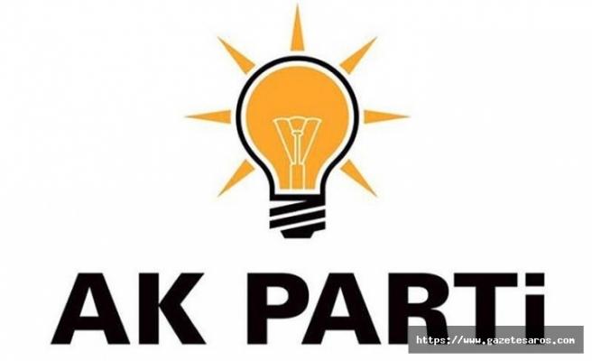 """AK Parti Keşan'dan """"İstanbul Sözleşmesi"""" açıklaması"""