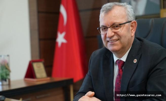 Mustafa Helvacıoğlu, 18 Mart mesajı yayınladı
