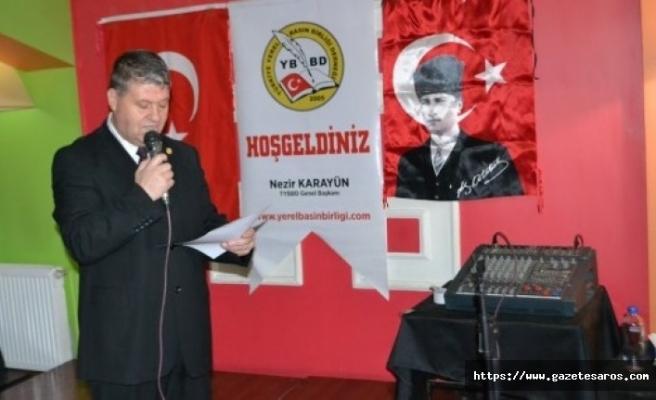 Yerel Basın Birliği'nden 18 Mart açıklaması