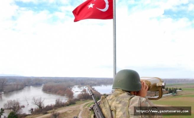 9'u İpsala'da olmak üzere toplam 25 terörist yakalandı