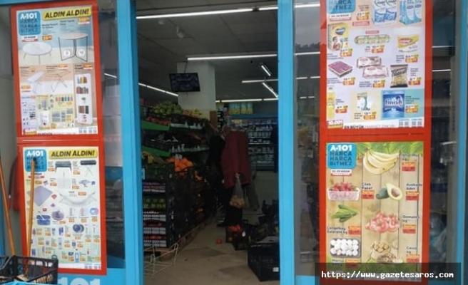 İpsala'da mülteci sorunu büyüyor, bu kez market bastılar