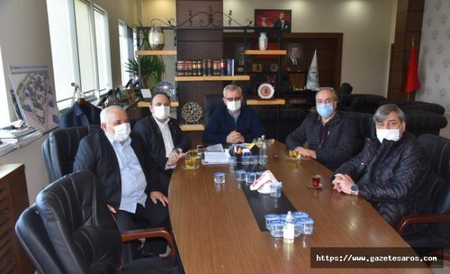 """Mustafa Helvacıoğlu: """"Karnı aç komşumuz kalmasın"""""""