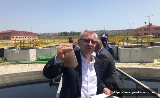 """Helvacıoğlu: """"Kendimiz işletiyoruz, 3 milyon TL tasarruf ediyoruz"""""""