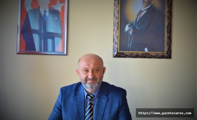 MHP Keşan İlçe Başkanı Adnan İnan'dan 3 Mayıs mesajı