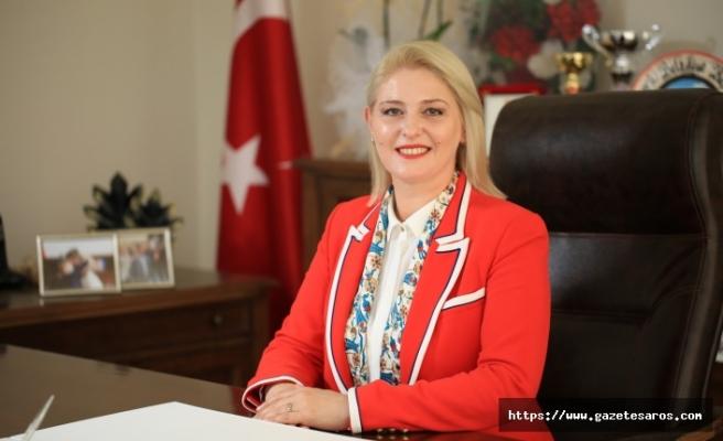 Trakya'nın tek kadın belediye başkanı Becan'dan Babalar Günü mesajı