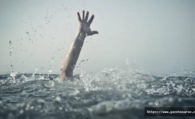 Enez'de üzücü ölüm