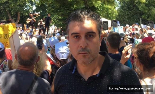 "Keşan TSO: ""Saros'a Adalet İçin Saros'uma Dokunma!"""