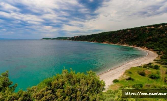 Saros Körfezi'nde denize giren çocuklarda toplu hastalık iddiası !