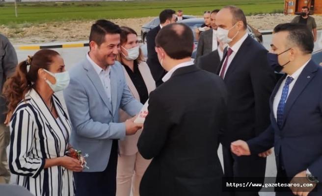 """AK Parti: """"Çeltik üreticilerimizin sorunlarını Bakanımıza anlattık"""""""