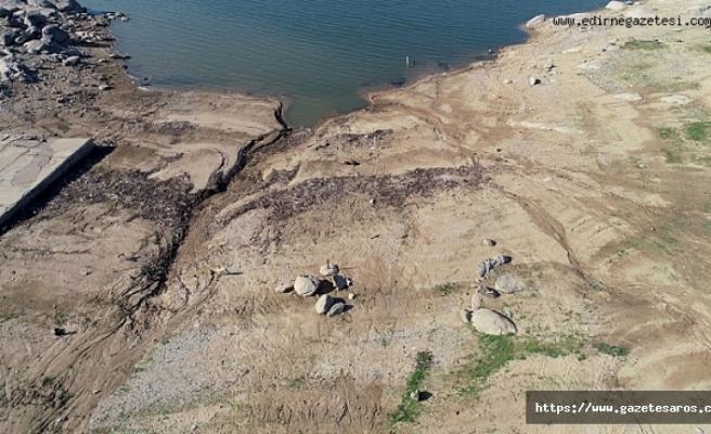 Barajlar, yine alarm vermeye başladı