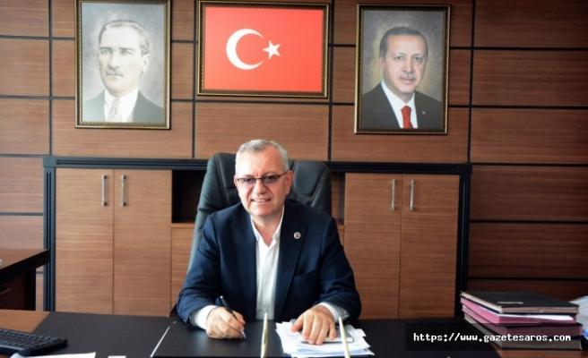 Helvacıoğlu, haftalık faaliyetleri açıkladı