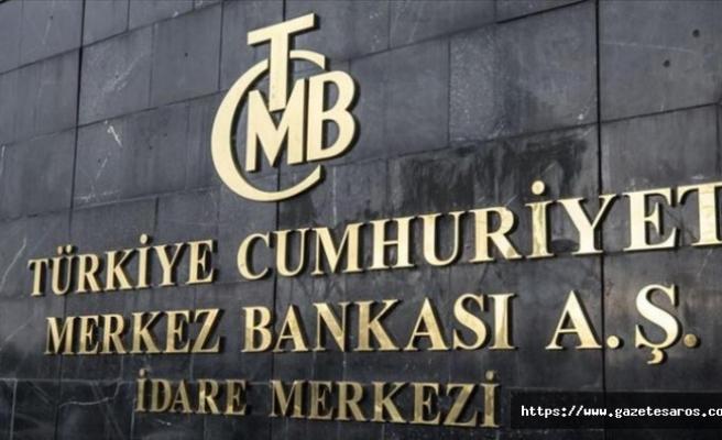 Merkez Bankası'ndan faiz kararı