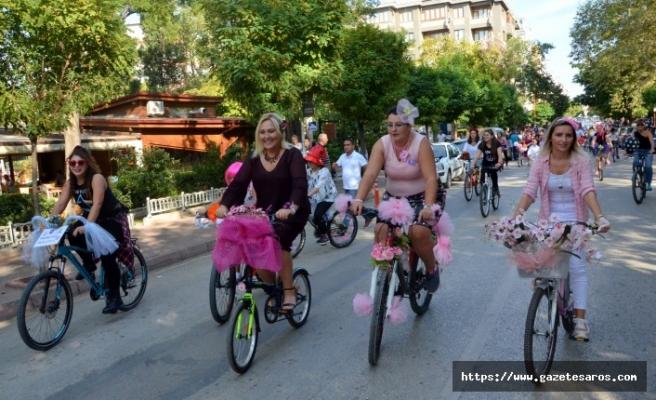 Keşanlı kadınlar, bisiklet turuna çıkıyor