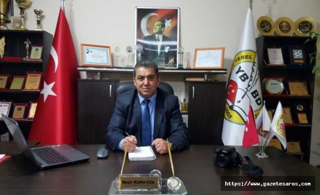 Y.B.B. Genel Başkanı Edirne'ye geliyor