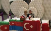 Trakya'ya Azerbaycanlı gelin