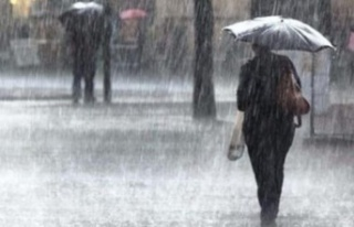 Edirne'nin ilçelerinde yağış miktarları belli...