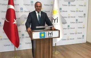 """İYİ Parti İl Başkanlığı: """"Başımız sağ..."""