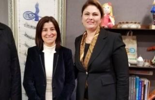 AK Parti'de İba ve Aksal'a büyük onur