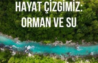 """""""Hayat çizgimiz: Orman ve Su"""""""