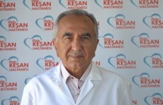 Özel Keşan Hastanesi, Tıp Bayramı'nı kutladı